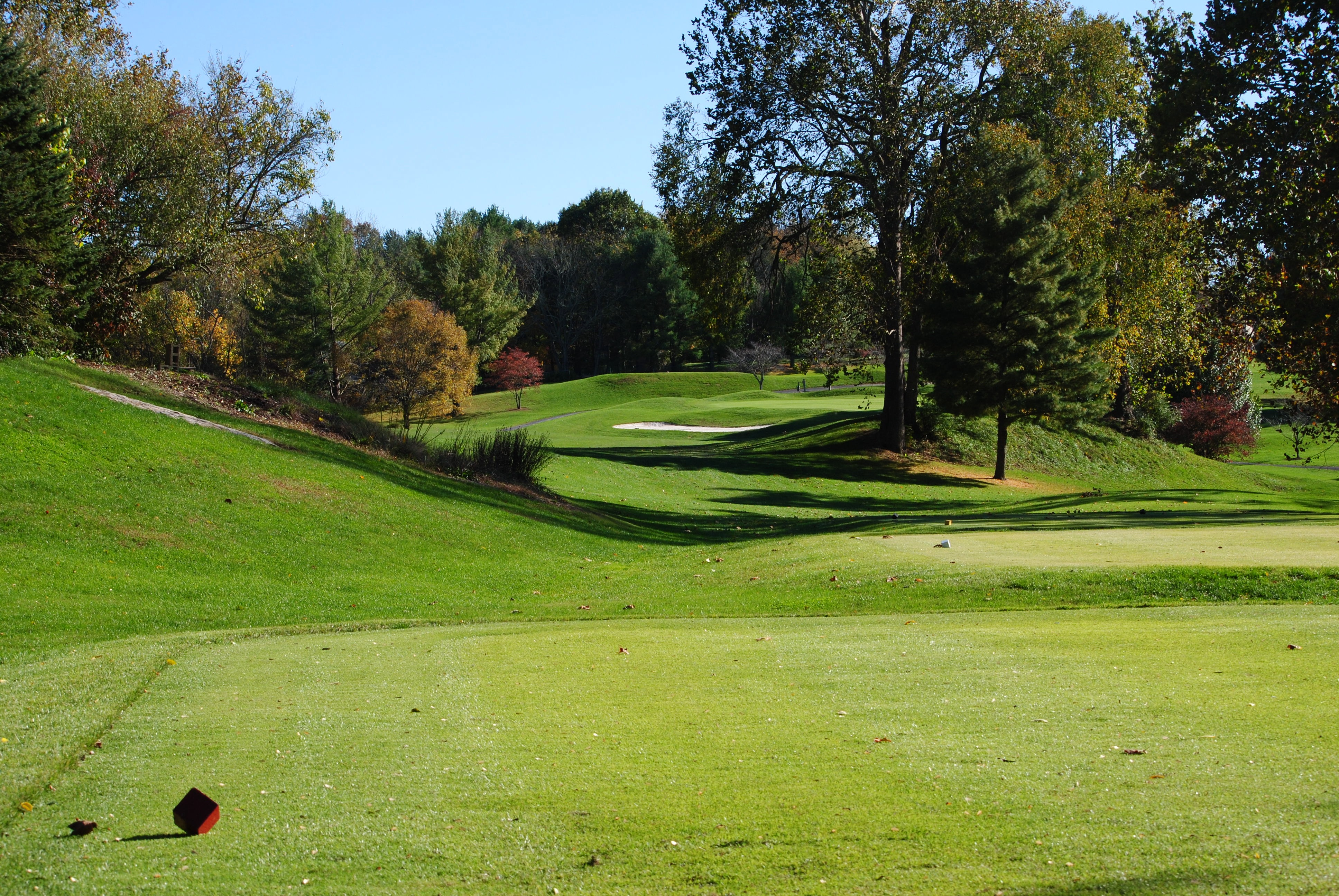 Successful Golf Operations - Lexington Golf and Country Club in Va.