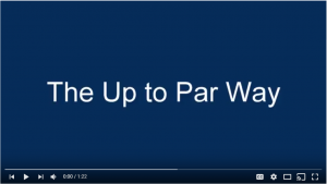 30-15-5 Rule | The Up to Par Way